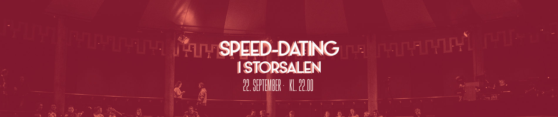 Speed dating samfundet
